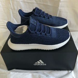 Adidas Tubular Shadow Sneaker in Blue